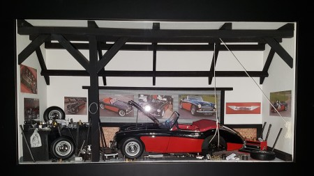 Car Display Box – Austin Healy