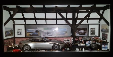 Car Display Box – Aston Martin DB11