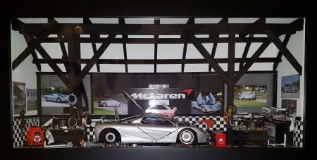 Car Display Box – Mclaren F1