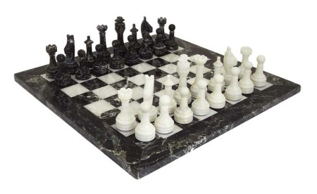 Chess Set – Onyx