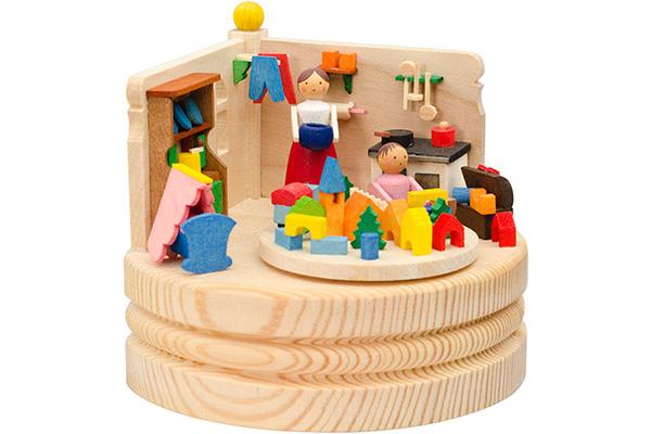 Music Box – Child In The Kitchen