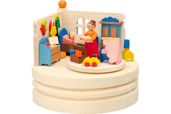 Music Box – Bedtime Stories