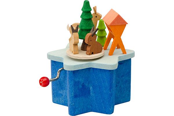 Music Box – Forest Animals