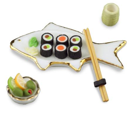 Fish Sushi Set