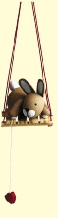 Hanging Bunny
