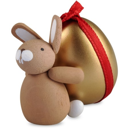 Bunny With Golden Egg