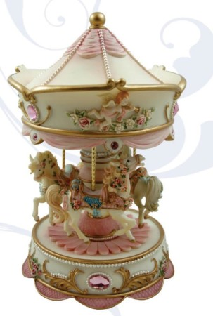 "Music Box – Carousel ""Seranata"""