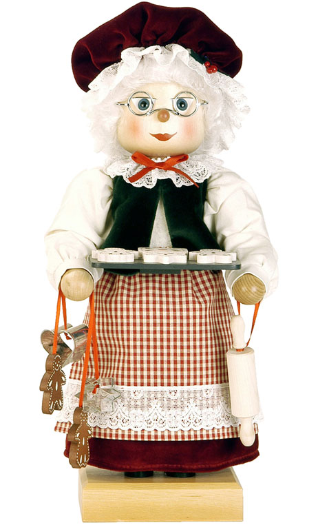 Nutcracker – Mrs Claus