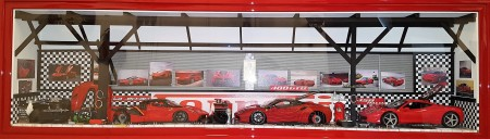 Car Display Box – Ferrari LaFerrari,  488GTB, 458 Italia