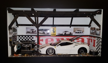 Car Display Box – Ferrari 488 GTB