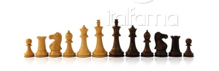Chess Pieces – Rosewood