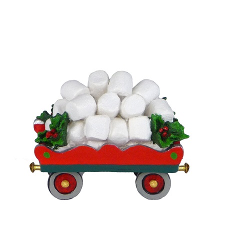 Marshmallow Car – Retired