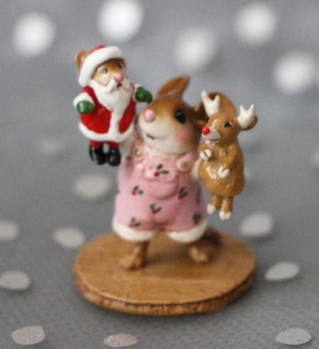Santa And Rudy Show