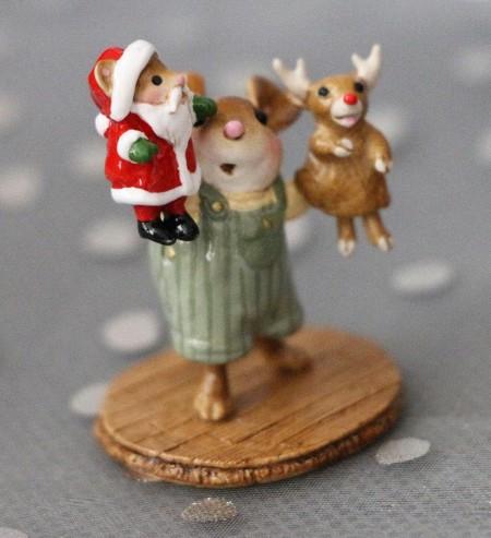 Santa And Rudy Show (Boy)