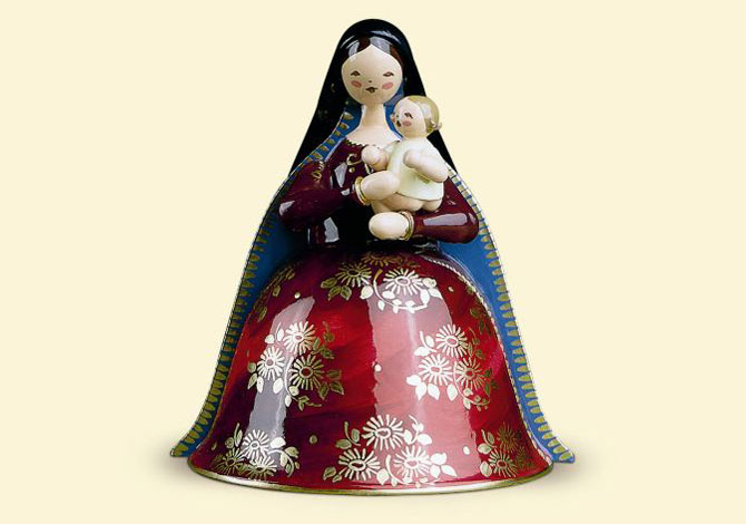 Madonna With Infant Jesus