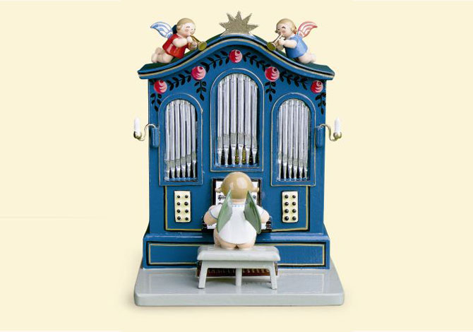 Music Box – Organ