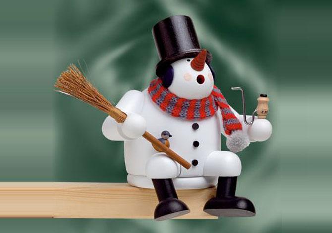Snowman – Sitting