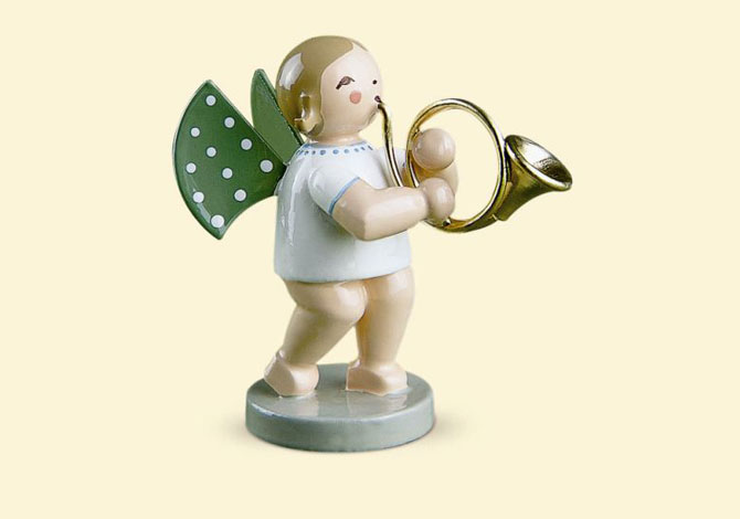 Angel With French Horn