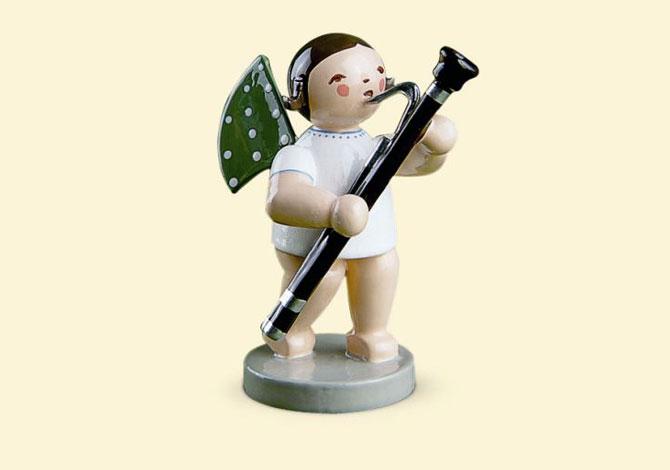 Angel With Bassoon
