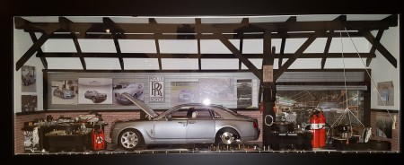 Car Display Box – Rolls Royce Ghost