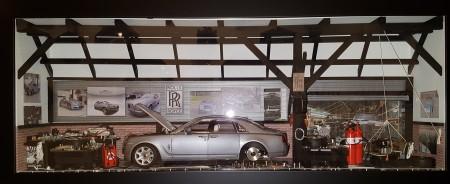 Car Display Box – Rolls Royce Ghost