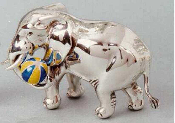 Silver Elephant