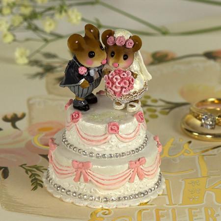 Wee Wedding Pair