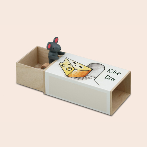 Music Box – Cheese Box