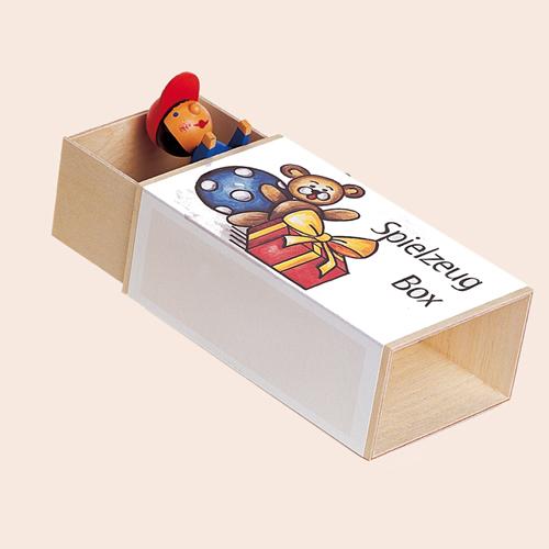 Music Box – Geschenke Box Boy