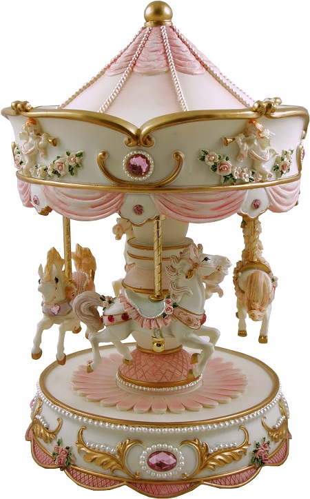 "Music Box – Carousel ""Seraphine"""