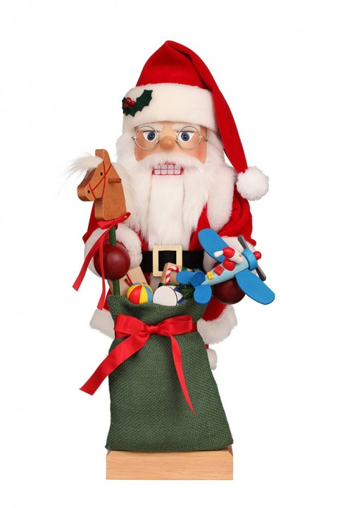 Nutcracker – Santa With Toys
