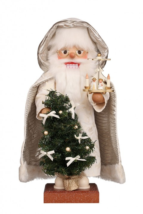 Nutcracker – Santa With Pyramid