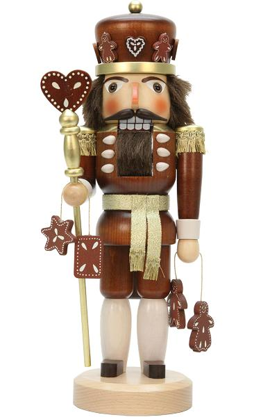 Nutcracker – Gingerbread King