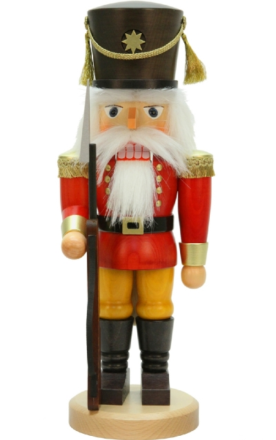 Nutcracker – Soldier Red