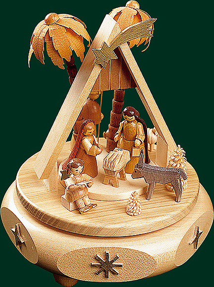 Music Box – Nativity