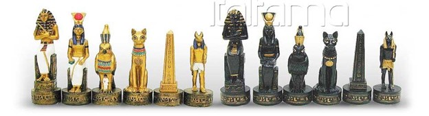 Chess Pieces – Ancient Egypt